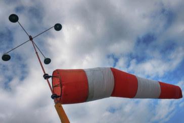 Предупреждение! Силен вятър в Пиринско, температурите рязко падат
