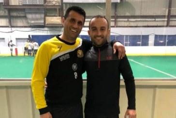"""Ексфутболист на """"Банско"""" и """"Септември"""" вкара две дузпи на италианския """"Интер"""""""