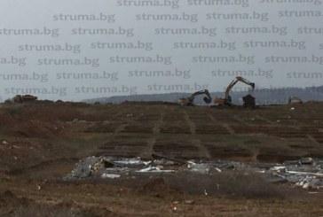 """Строителството на АМ """"Струма"""" край Покровник възобновено"""
