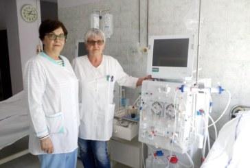 МОДЕРНИ ТЕХНОЛОГИИ!  С 10 нови апарата провеждат диализно лечение в МБАЛ – Благоевград, болницата единствена в Югозападна България с онлайн хемодиафилтрация