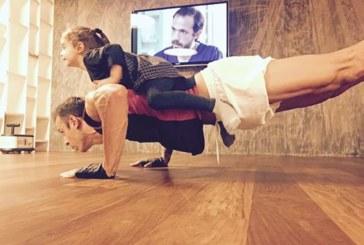 Дъщерята на Бербатов с първи приз в художествената гимнастика