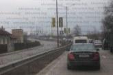 Катастрофа с кола на Съдебна охрана затапи пътя към София, задръстването е километрично
