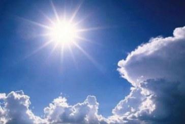 Слънце и облаци се редуват днес, температурите падат