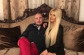 Бизнесменът Християн Гущеров и съпругата му Светлана обявиха, че имат дъщеричка