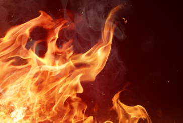 Пожар лумна в хлебозавод