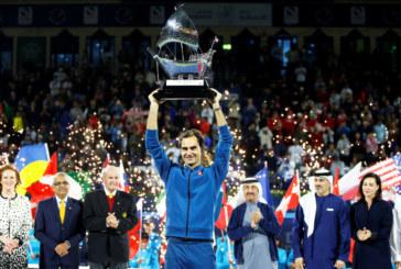 Федерер се изкачи в ранглистата, Циципас за първи път в топ 10