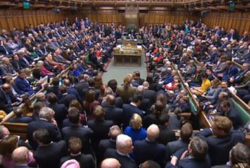 Британският парламент отново отхвърли сделката за Brexit