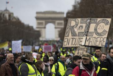 """Франция се готви за 18-и протест на """"жълтите жилетки"""""""