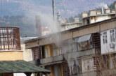 ОГНЕН УЖАС В БЛАГОЕВГРАД! Пожар лумна в апартамент, две деца вдишали дим