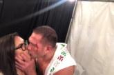 Разследват Пулев заради целунатата репортерка