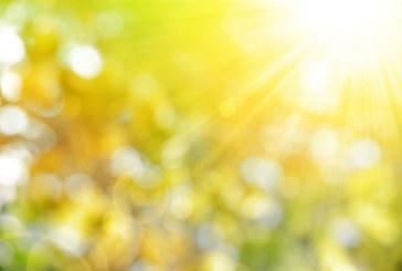 Слънчево с максимални температури между 17° и 22°