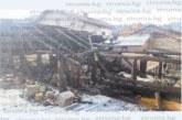 Огнен ад в Банско! Пожар изпепели три плевни, младежите спасили къщите: Беше зловещо