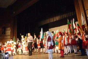 """Дупнишки танцьори омаяха публиката със спектакъла """"Пет века"""""""
