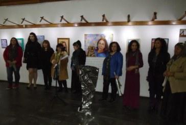 Осем жени-художнички показаха творбите си в Дупница
