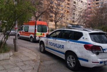 Мъж полетя от тераса в Благоевград, загина на място
