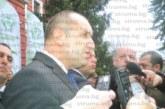 """Президентът Радев в Кюстендил за """"Апартамент гейт"""" на властта: Поредното гарантирано оневиняване на Цветанов ще се размине с моралната присъда на обществото"""