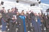 214 бакалаври и магисти на Философския факултет на ЮЗУ се дипломираха, дъщерята на директора на училището в Гърмен Стоян Стругов – Ирина, сред отличниците на випуска