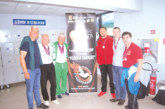 """Плувците на """"Вихрен ветерани"""" с 11 медала от """"Родопа Мастърс"""", златно каре за """"GD Sport"""""""