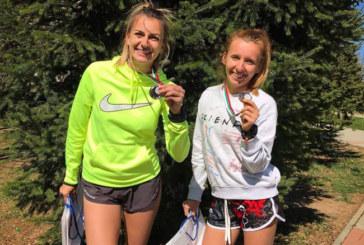 """Състезателки на """"Младост"""" с медали по ориентиране и лека атлетика в Търново"""