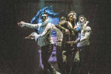 """Втора премиерна вечер за грандиозния спектакъл """"Портретът на Дориан Грей"""" в драматичния театър"""