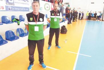"""Треньорът на хандбалния """"Пирин"""" (ГД) Н. Пиргов: Няма как да победим родния хегемон с 2-3 тренировки заедно през седмицата, рано е да говорим за евротурнирите"""