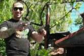 След полицейски обиск в жилище в Благоевград! Мераклия да става студент къта граната, пистолети, патрони…с менте разрешително, призна си всичко