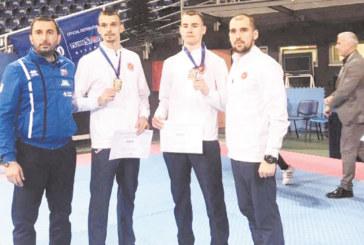 Дупнишките братя Джорджеви се препънаха на полуфиналното стъпало на европейското в Гърция