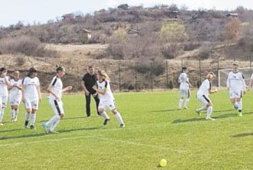 """Голямо треперене за дамите футболистки на """"Спортика"""" след най-бързия гол за сезона"""