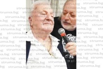 Вънде Въндев чества рожден ден с верни приятели, Володя Стоянов го просълзи с тежки македонски песни