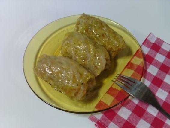 Сарми с кълцано свинско месо