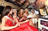 Моминското парти на Софи Маринова – в код червено /СНИМКИ/