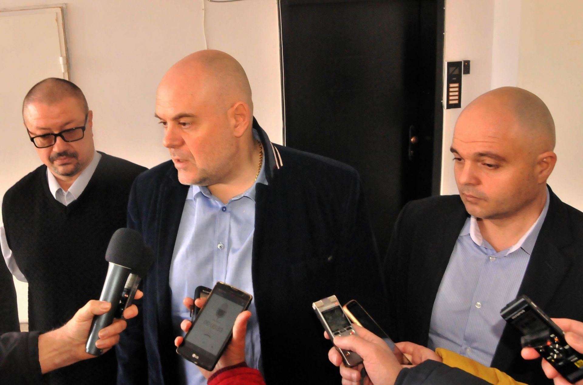 Иван Гешев: 99,9% няма да участвам в състезанието за нов главен прокурор