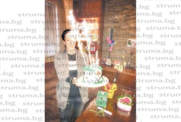 Футболната прима Л. Костова празнува 31-и рожден ден в родния Петрич, приятели  заляха профила й в социалните  мрежи със стотици пожелания