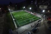 В Петрич беше открито ново спортно игрище