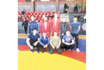 Благоевградски самбисти с 3 медала от държавните в София
