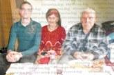 Бивш разузнавач от Благоевград празнува 90-и юбилей в компанията на двамата си братя