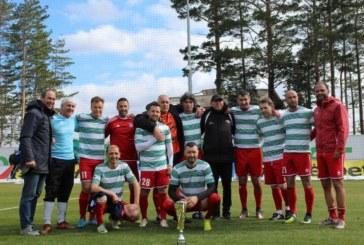"""Ветераните на """"Пирин"""" аут от шампионата с премиерски гол директно от фаул"""