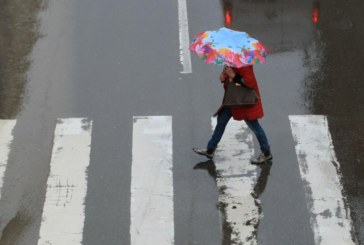 Дъжд и слънце се редуват през новата седмицa