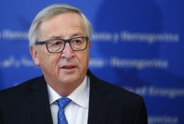 Юнкер: След 12 април няма да има други удължавания за Брекзит