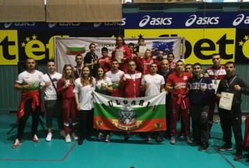 Кикбоксьорите от Дупница с 10 медала от държавния шампионат