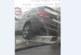 Инцидент на магистралата край Сандански! БМВ се качи на мантинелата