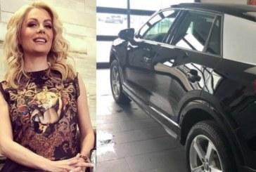 Венета Райкова си подари чисто нов джип за 60 бона