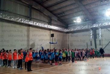 120 петокласници от 6 училища в Благоевград мериха сили в състезание, организирано от полицията