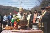 """Открит бе обновеният манастир """"Свети Четирдесет мъченици"""" в трънското село Лева река"""