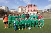 """Децата на ОФК """"Пирин"""" вкараха 13 гола на по-големия набор от Кресна"""
