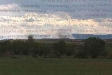 Пламна сметището край Дупница