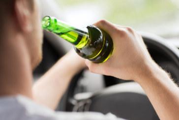 Пиян шофьор помоли полицаи за помощ