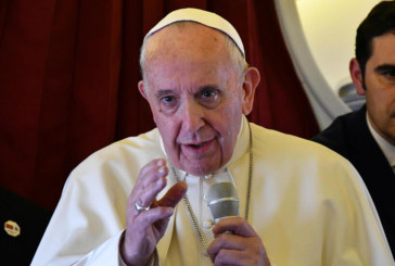Отпускат допълнително 866 000 лв. за посещението на папа Франциск у нас