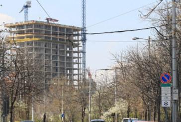 """ДНСК спря строежа на небостъргача """"Златен век"""""""