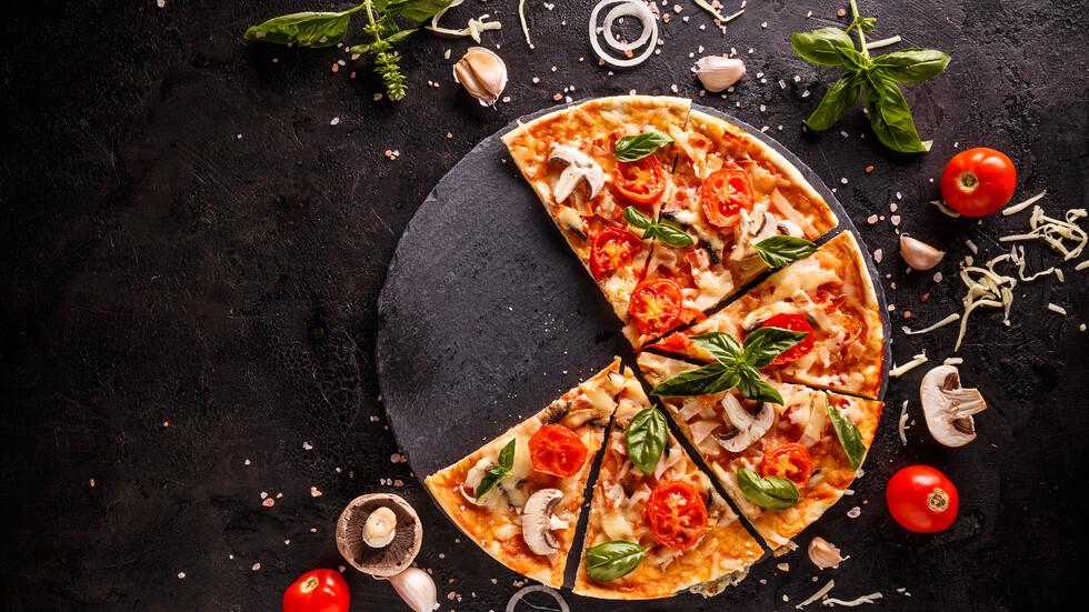 Световен рекорд за пица със 154 вида сирена